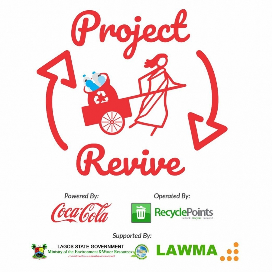 Project Revive with Recycle Points and Coca-Cola